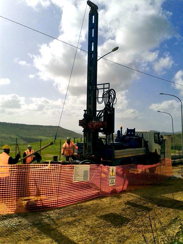 trivellazioni oil gas