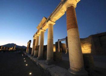 sagest una notte a pompeii