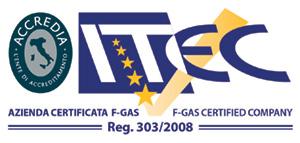 CERTIFICATO-F-GAS