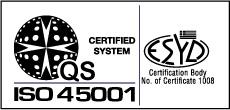 iso 45001 certificazioni sagest srl caggiano